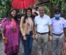 Saniya Saiyad, Anupam Kher at BMC's Be A Tree Parent MEGA Vriksha Campaign