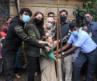 Sonakshi Sinha, Poonam Sinha, Shatrughan Sinha at BMC's Be A Tree Parent MEGA Vriksha Campaign