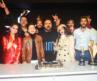Shanmukha Priya, Siddharth Kannan, Pawandeep Rajan, Pavan Shetty, Raj Surani, Arunita Kanjilal, Khalid Shaikh and Dixant Shaurya at the teaser launch of Raj Surani_s live musical night